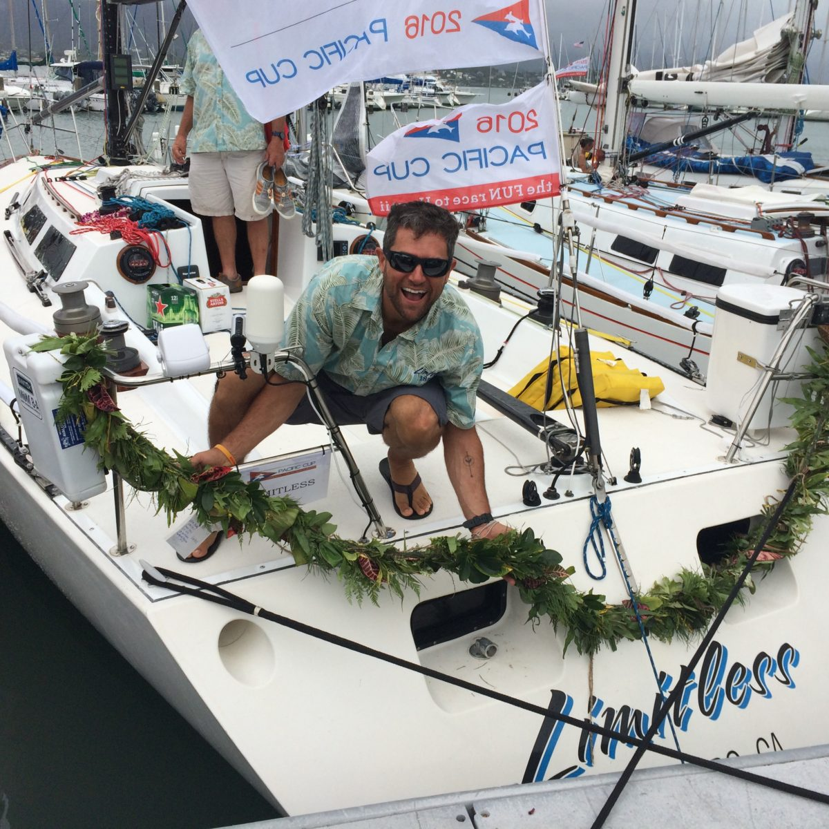 Thank you to everyone who contributed to the boat lei for Limitless!