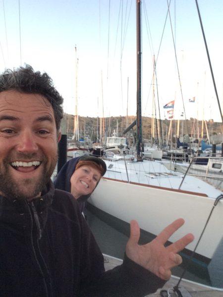 Made it to Richmond Yacht Club (D04)