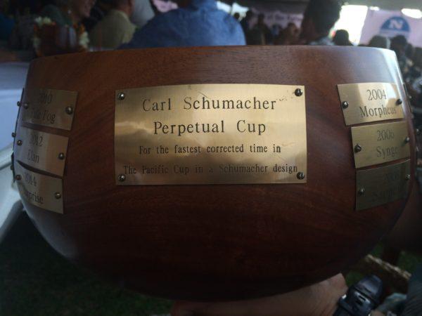 Carl Schumacher Perpetual Cup